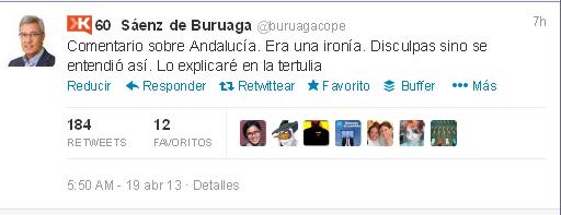 Sáenz de Buruaga (buruagacope) en Twitter2